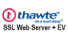 SSL Web Server with EV